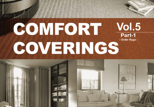 ※カタログ 《COMFORT COVERINGS Vol.5》